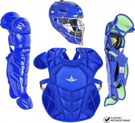 All Star Youth Nocsae System7 Axis Pro Catcher's Set