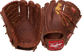 "Rawlings 2021 Heart of the Hide Two Piece Solid Web 11.75"" Baseball Glove"