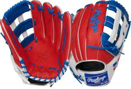 "Rawlings HOH Dominican Republic Special Edition 12.75"" Baseball Glove-PRO30396DR"