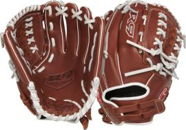 "Rawlings R9 Series 12"" Finger Shift Fastpitch Glove"