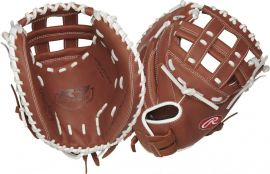 "Rawlings R9 Series 33"" Fastpitch Catcher's Mitt"