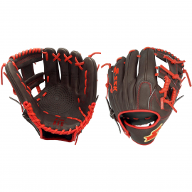 "SSK Red Line Series 11.5"" Spiral I-Web Baseball Glove"