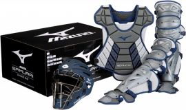 Mizuno Women's Samurai Fastpitch Catcher's Box Set