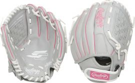 "Rawlings Sure Catch Series 10"" Youth Fastpitch Glove"