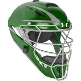 Under Armour Adult Converge Two-Tone Catcher's Helmet