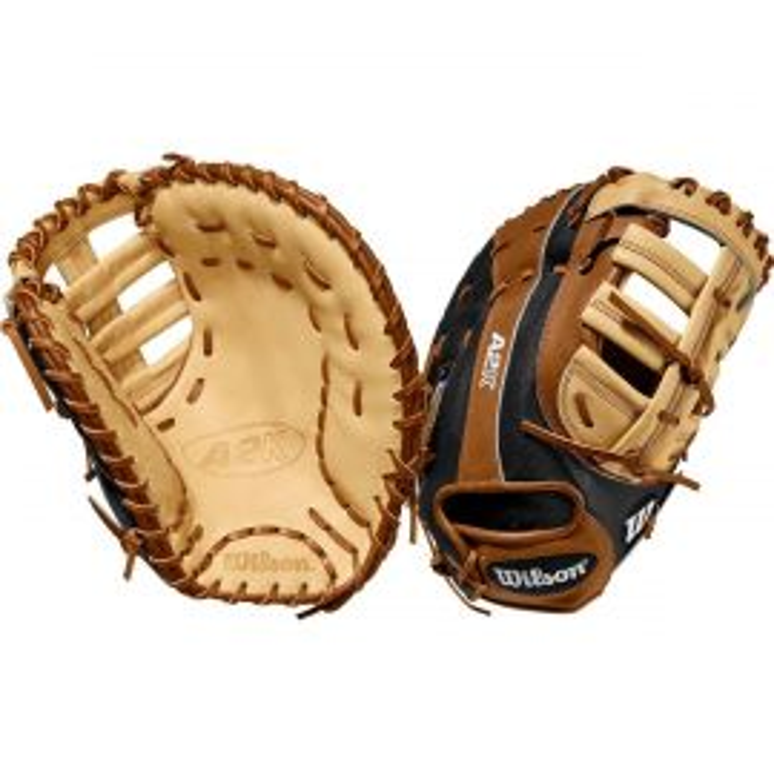 """Wilson 2020 A2K 2820 SS Series 12.5"""" Firstbase Baseball Mitt"""