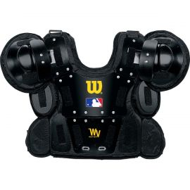 """Wilson """"West Vest"""" Pro Gold Umpire Chest Protector"""