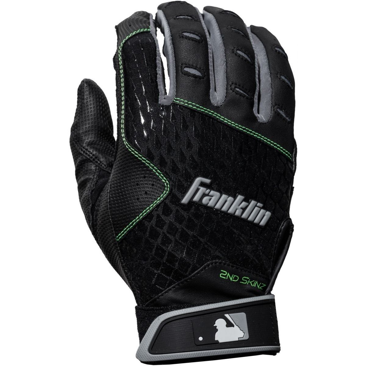 Franklin Adult 2nd-Skinz Batting Gloves