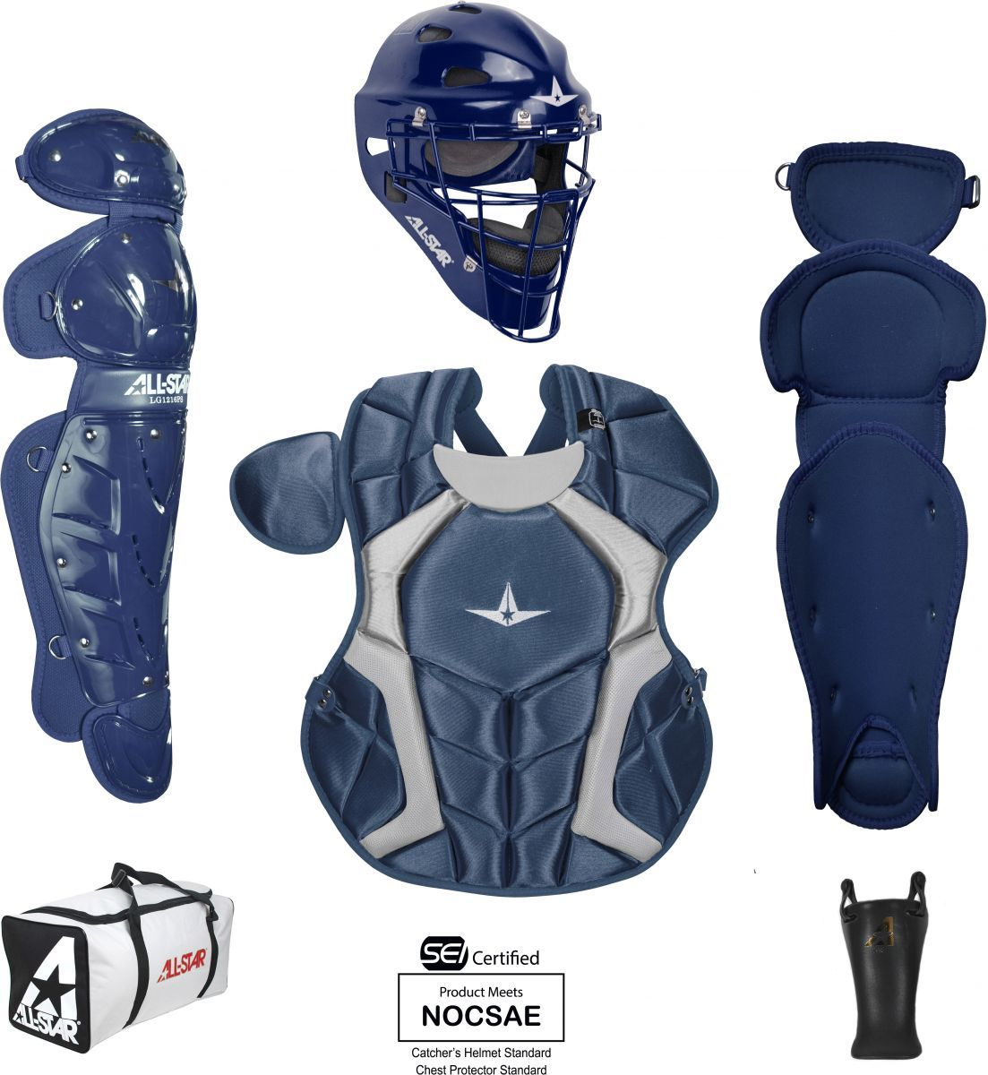 All Star Youth Player's Series Catching Kit (Ages 9-12)