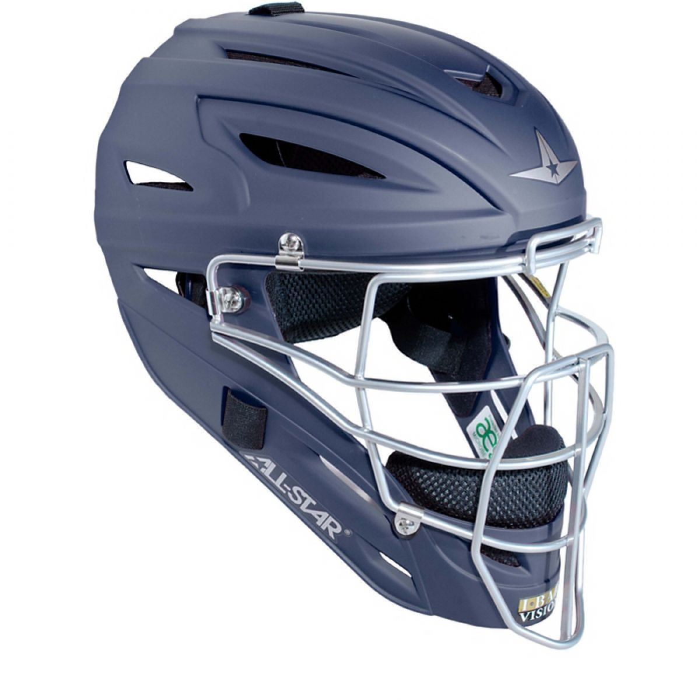 All-Star Youth System 7 Matte Catcher's Helmet