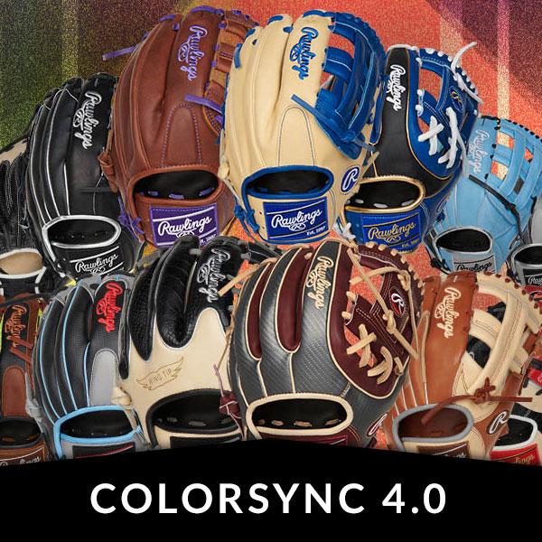 Rawlings ColorSync 4.0 Gloves