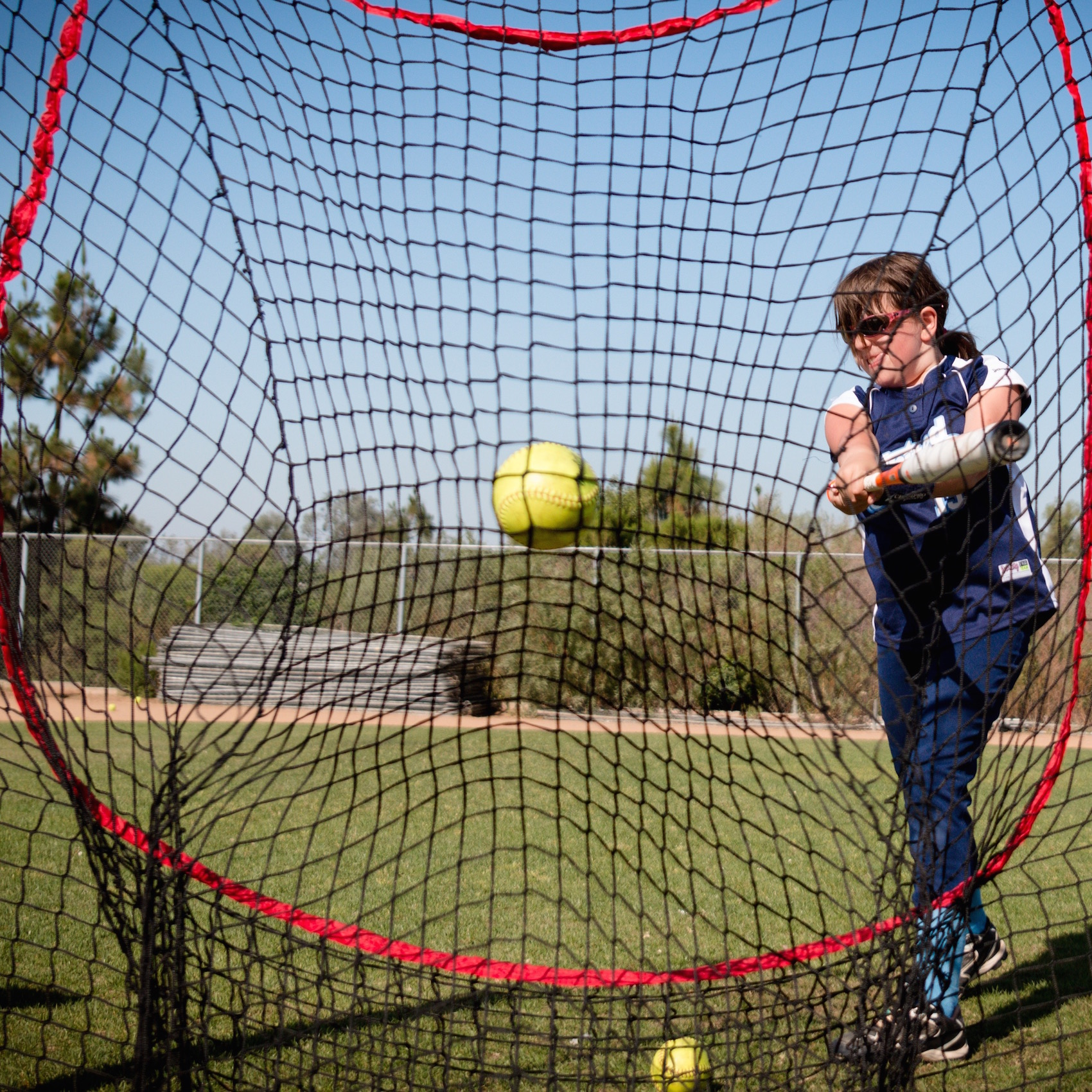 Practicing Your Swing at Home: All You Need is a Baseball Tee and Hitting Net