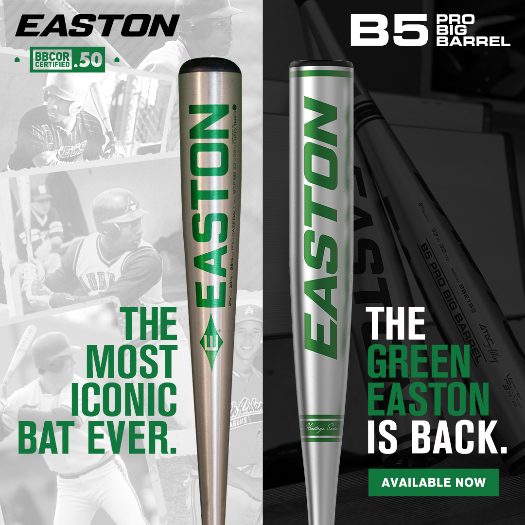 Easton B5 PRO Launch