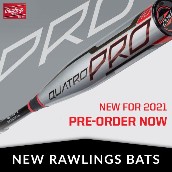 Rawlings 2021 Baseball Bat Lineup