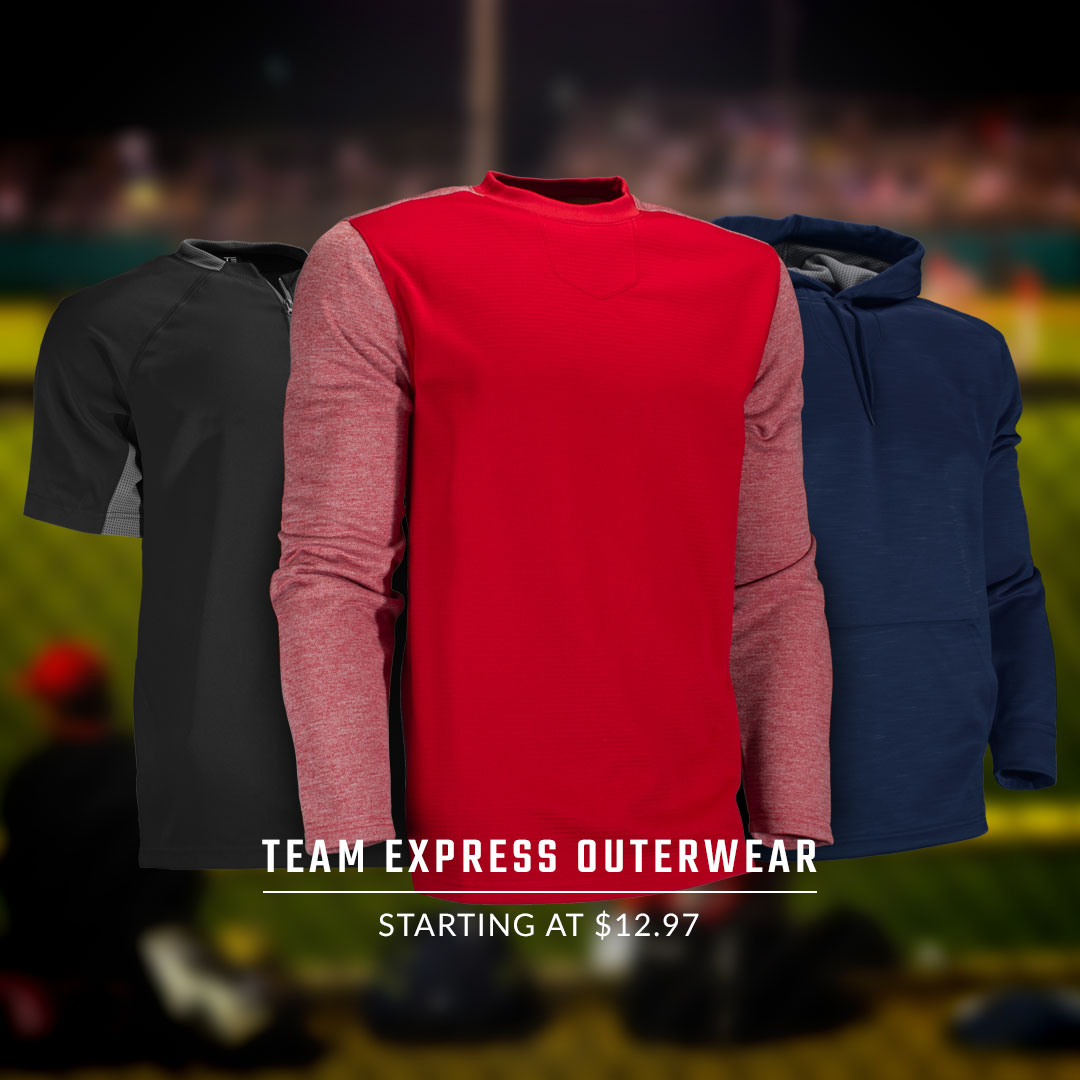 Team Express Outerwear