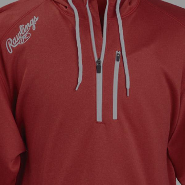 Baseball Outerwear Under $35
