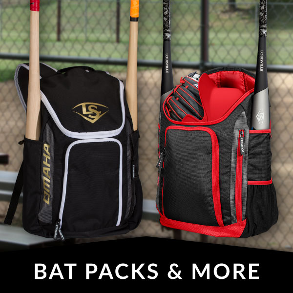 Baseball Bags & Bat Packs