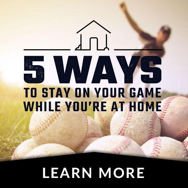 Top Baseball Drills To Do At Home