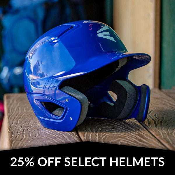 Save 20% Off Select Helmets