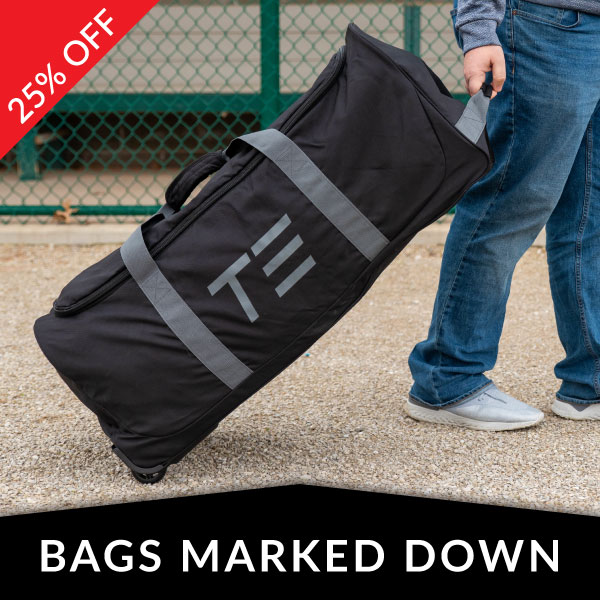 Baseball Bags Marked Down
