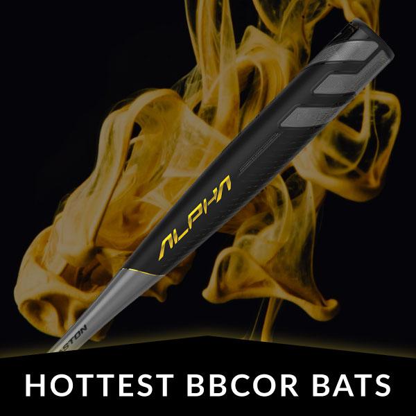 Hottest BBCOR Baseball Bats
