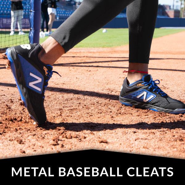 Metal Baseball Cleats