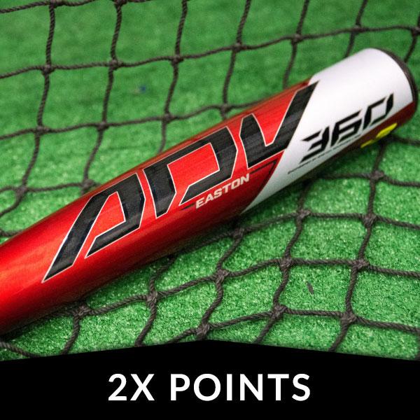 Easton 2020 Adv 360 BBCOR Baseball Bat