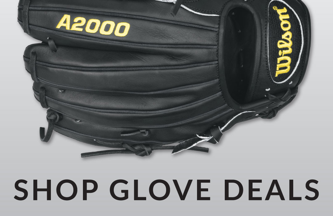 Baseball Glove Deals