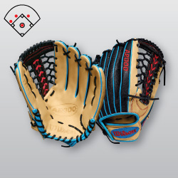 Baseball Infielder's Gloves
