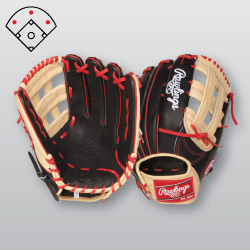 Baseball Outfielder's Gloves