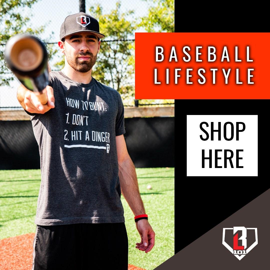Baseball Lifestyle 101 Apparel